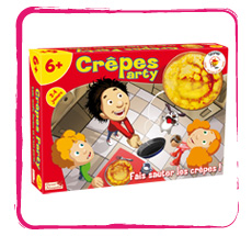 Crêpes Party